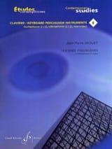 Jean-Pierre Drouet - 5-18 Progressive Studies - Contemporary Keyboard Studies 5 - Sheet Music - di-arezzo.co.uk