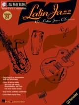 Jazz play-along volume 23 - Latin Jazz - laflutedepan.com
