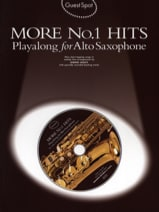 Guest Spot - More N° 1 Hits Playalong For Alto Saxophone laflutedepan.com