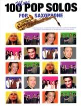 More 100 Pop Solos For Saxophone Partition laflutedepan.com