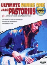 Jaco Pastorius - Ultimate Minus One - Bass Trax - Sheet Music - di-arezzo.co.uk