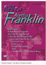 Aretha Franklin - The Best Of Aretha Franklin - Sheet Music - di-arezzo.co.uk