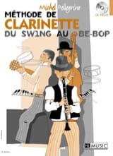 Michel Pellegrino - A Be-Bop Swing Clarinet Method - Sheet Music - di-arezzo.com