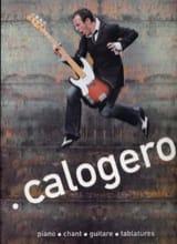 Calogero Calogero Partition Chansons françaises - laflutedepan.com