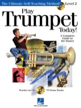 Play Trumpet Today Level 2 Partition Trompette - laflutedepan.com