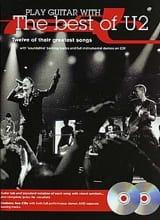 Play Guitar With... The Best Of U2 avec 2 CDs U2 laflutedepan.com