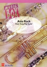 Asia rock from easy pop suite - music box laflutedepan.com