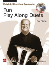 André Waignein - Fun Play Along Duets For Bb Bass TC/BC - Partition - di-arezzo.fr