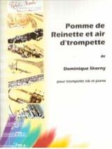 Pomme de Reinette et Air d'Trompette Dominique Skorny laflutedepan.com