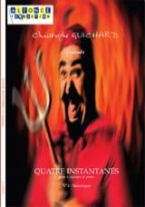 Christophe Guichard - Quatre Instantanés N° 4 Satanique - Partition - di-arezzo.fr