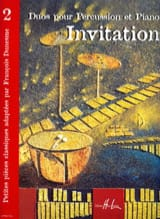 - Invitation Volume 2 - Partition - di-arezzo.fr