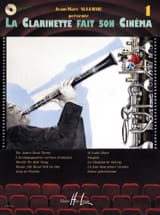 - The clarinet makes its cinema volume 1 - Sheet Music - di-arezzo.com