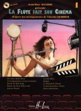La flûte fait son cinéma volume 1 Partition laflutedepan.com