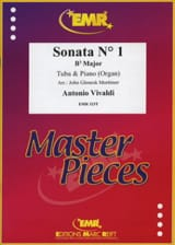 Sonata N° 1 In Bb Major Antonio Vivaldi Partition laflutedepan.com