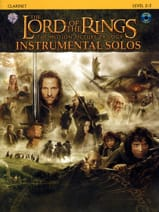 Howard Shore - The Lord of the Rings - Instrumental Solos - Sheet Music - di-arezzo.co.uk