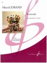 Marcel Jorand - Promenade - Partition - di-arezzo.fr