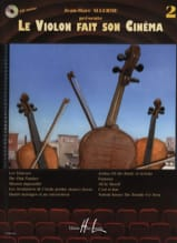 - The violin makes its cinema volume 2 - Sheet Music - di-arezzo.co.uk