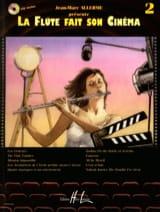 La flûte fait son cinéma volume 2 Partition laflutedepan.com