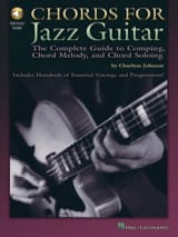 Chords For Jazz Guitar Charlton Johnson Partition laflutedepan.com