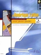 Mélodies Populaires D' Amérique Latine 2 B - laflutedepan.com