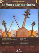 - The violin makes its cinema volume 1 - Sheet Music - di-arezzo.com