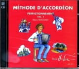CD - Méthode d'Accordéon Volume 2 Manu Maugain laflutedepan.com