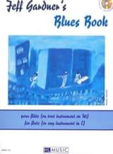 Jeff Gardner - Jeff Gardner's Blues Book - Partition - di-arezzo.fr