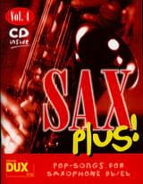 Sax plus! volume 4 - Partition - Saxophone - laflutedepan.com