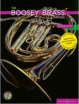 Chris Morgan - The Boosey Brass Method, Horn In F Book 1 with 2 CDs - Sheet Music - di-arezzo.com