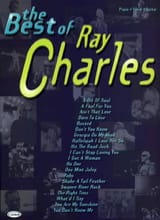 Ray Charles - The Best Of Ray Charles - Partition - di-arezzo.fr