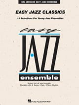 - Easy Jazz Classics - Conducteur - Partition - di-arezzo.fr