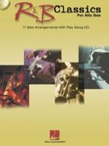R&B Classics Partition Saxophone - laflutedepan.com
