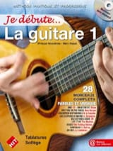 Je débute la Guitare - Partition - Guitare - laflutedepan.com