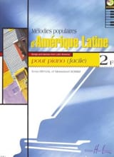Mélodies Populaires D' Amérique Latine 2 F - laflutedepan.com