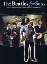 The Beatles For Sax BEATLES Partition Saxophone - laflutedepan.com