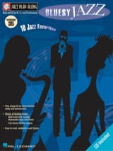 Jazz play-along volume 35 - Bluesy Jazz Partition laflutedepan.com