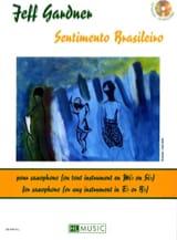 Jeff Gardner - Sentimento Brasileiro - Sheet Music - di-arezzo.com