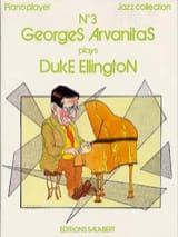Duke Ellington - George Arvanitas Plays Duke Ellington - Sheet Music - di-arezzo.com