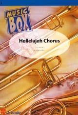 Hallelujah chorus - music box HAENDEL Partition laflutedepan