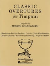 - Classic Overtures For Timpani - Partition - di-arezzo.fr
