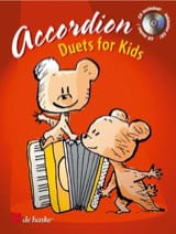 Accordion Duets For Kids Jelsma Hotze Partition laflutedepan.com