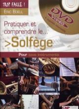 Pratiquez Et Comprendre le Solfège Eric Boell laflutedepan.com