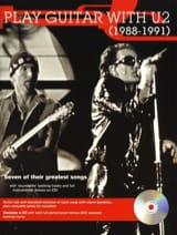 U2 - Play Guitar With U2 1988-1991 - Sheet Music - di-arezzo.co.uk