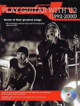 U2 - Play Guitar With U2 1992-2000 - Partition - di-arezzo.fr