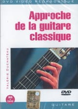 Valérie Duchateau - DVD - Classical Guitar Approach - Sheet Music - di-arezzo.com