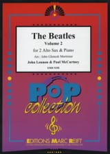 The Beatles Volume 2 & McCartney Lennon Partition laflutedepan.com