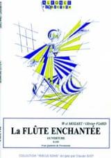Wolfgang Amadeus Mozart - La Flûte Enchantée (Ouverture K.620) - Partition - di-arezzo.fr