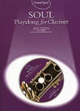 Guest Spot - Soul - Partition - Clarinette - laflutedepan.com
