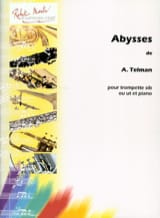 André Telman - Abyss - Sheet Music - di-arezzo.co.uk