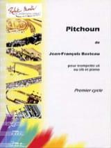 Pitchoun Jean-François Basteau Partition Trompette - laflutedepan
